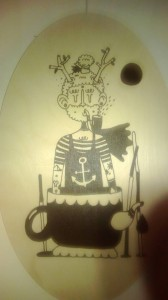 BarBossa Lonely Sailor