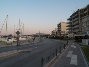 Volos Yacht Port Greece