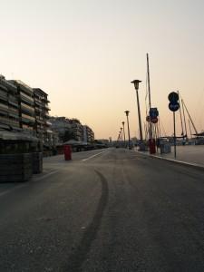 Volos Greece yacht port