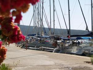 Ikaros  Yacht Port Steni Vala Alonissos